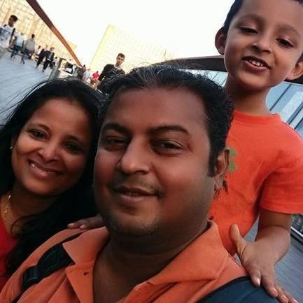 Go to Cibi Chakravarthi's profile