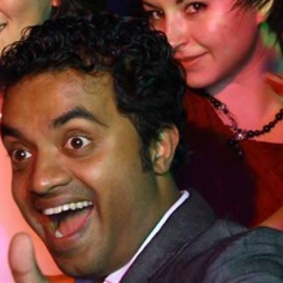 Avatar of user Anil Kandangath