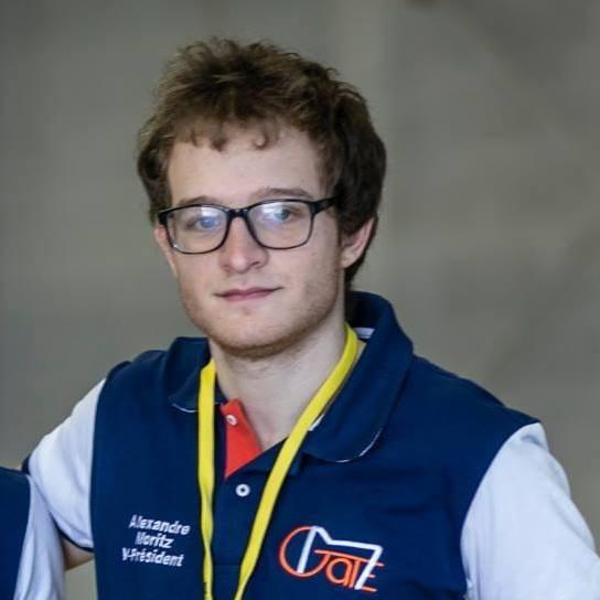 Avatar of user Alexandre Moritz
