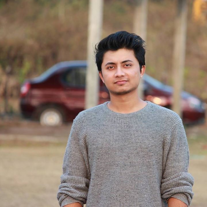 Go to Arindam Mahanta's profile