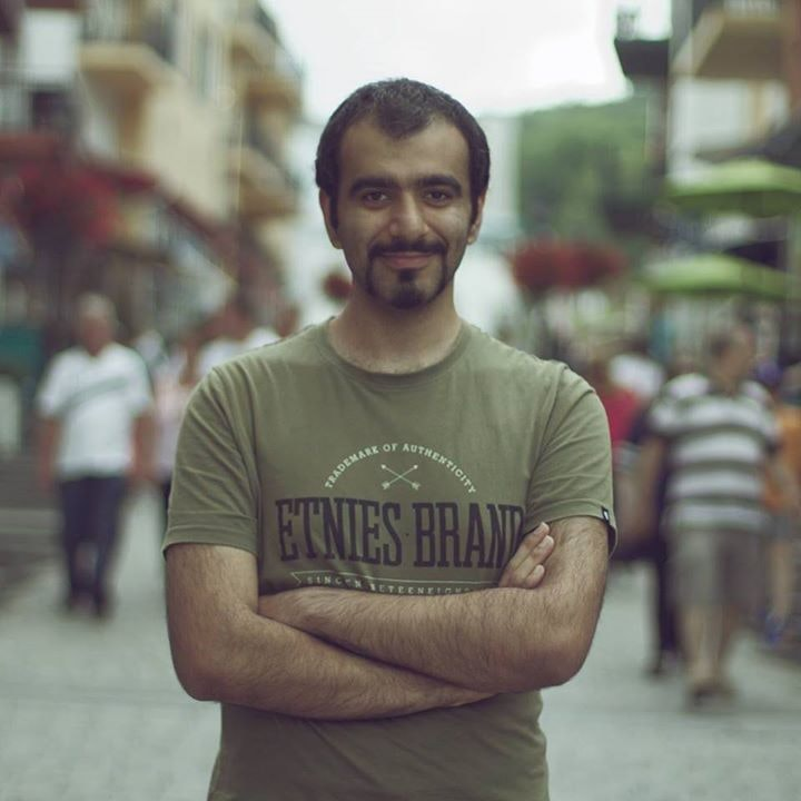 Avatar of user Amir Saboury