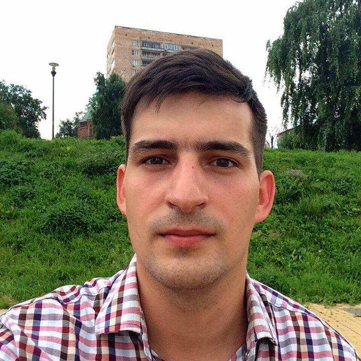 Go to Vitaliy Savinovskiy's profile