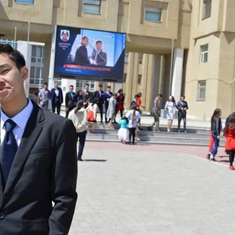 Go to Jargalsaikhan Erdene's profile