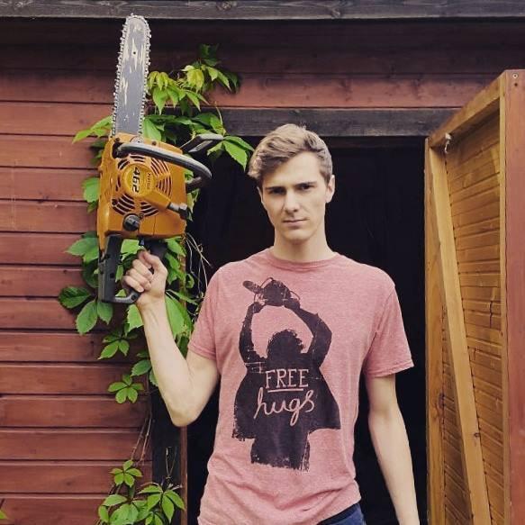 Avatar of user Pavel Tcherenkov