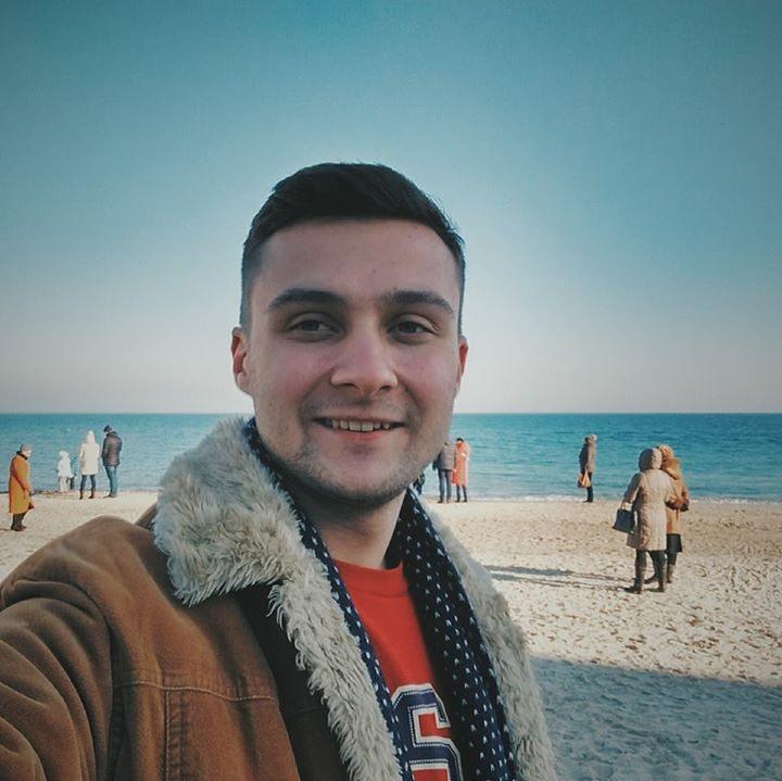 Go to Oleksandr Hrebelnyk's profile