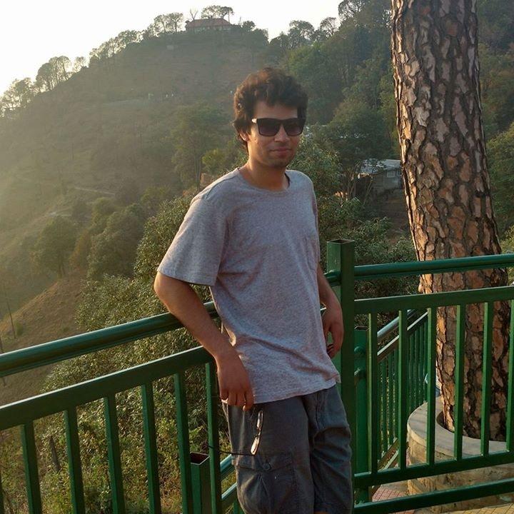 Go to Mayank Kaushik's profile
