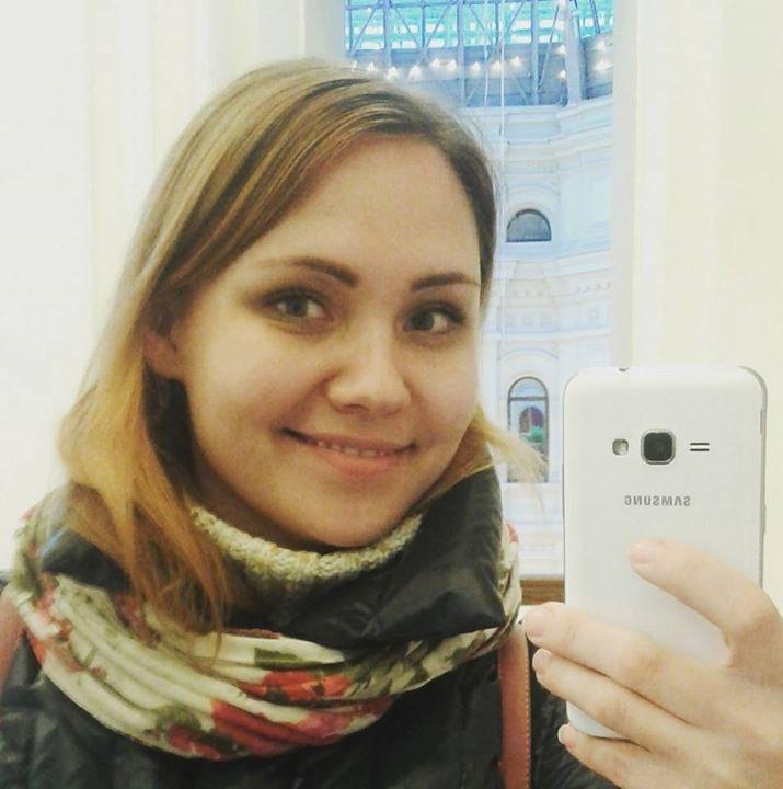 Go to Irina's profile