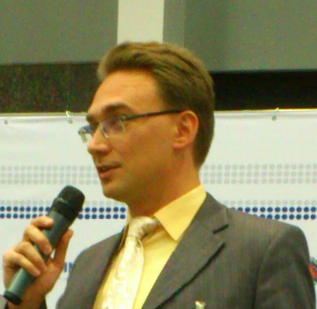 Avatar of user Aleksandr Dovgal