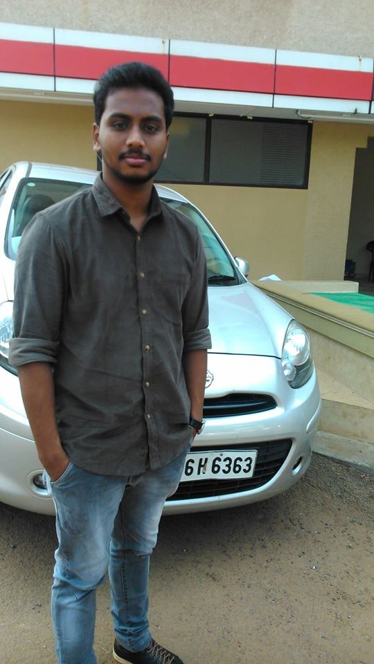 Go to Arjun Babu's profile