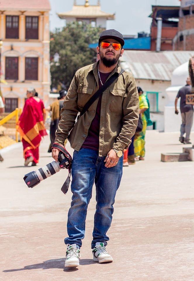 Avatar of user Lenseye Prabesh