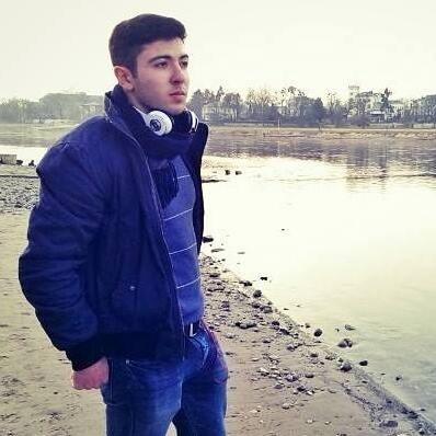 Go to Andrej Pogosyan's profile