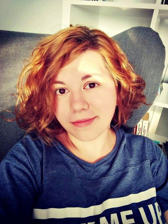 Avatar of user Anca Nichifor