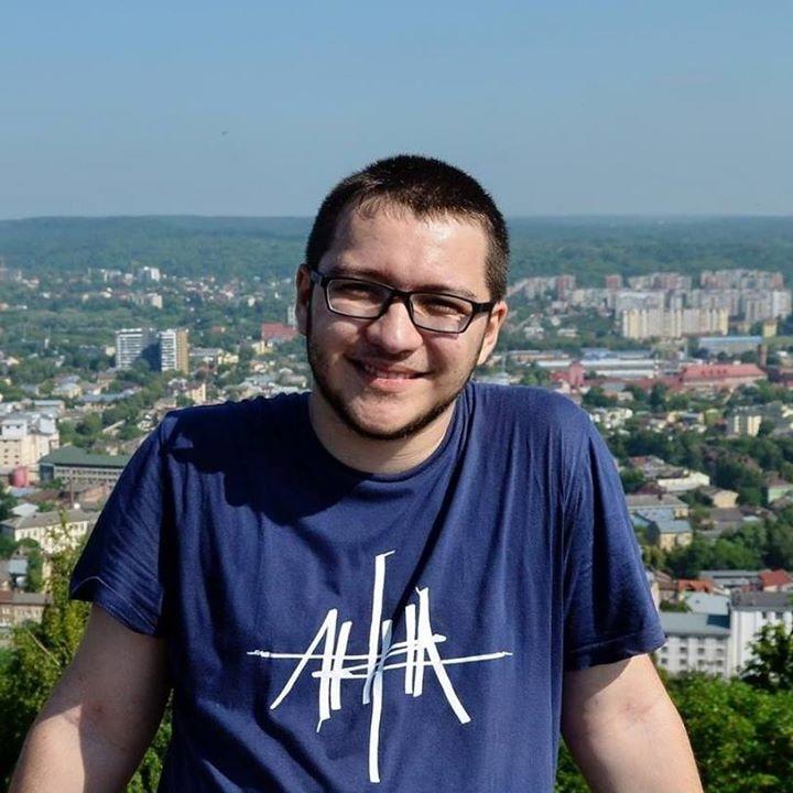 Go to Dmytro Matsiuk's profile