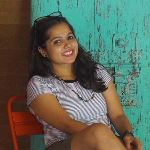 Avatar of user Shweta Shetty