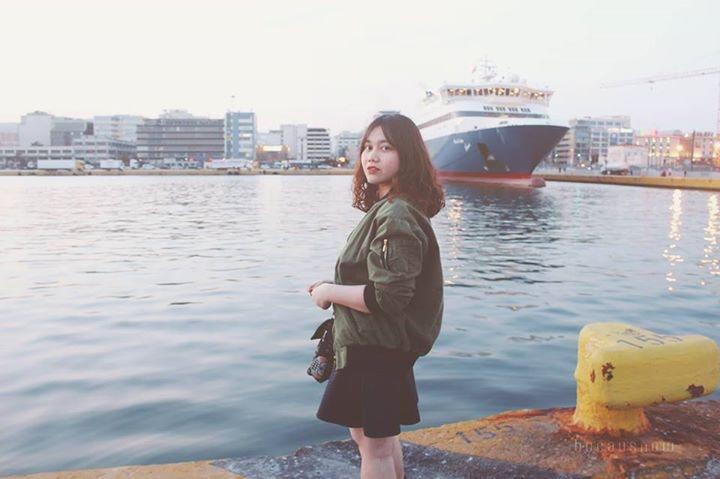 Go to Hoang Yen LE NU's profile