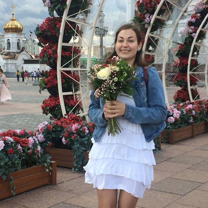 Avatar of user Anna Zhikhareva