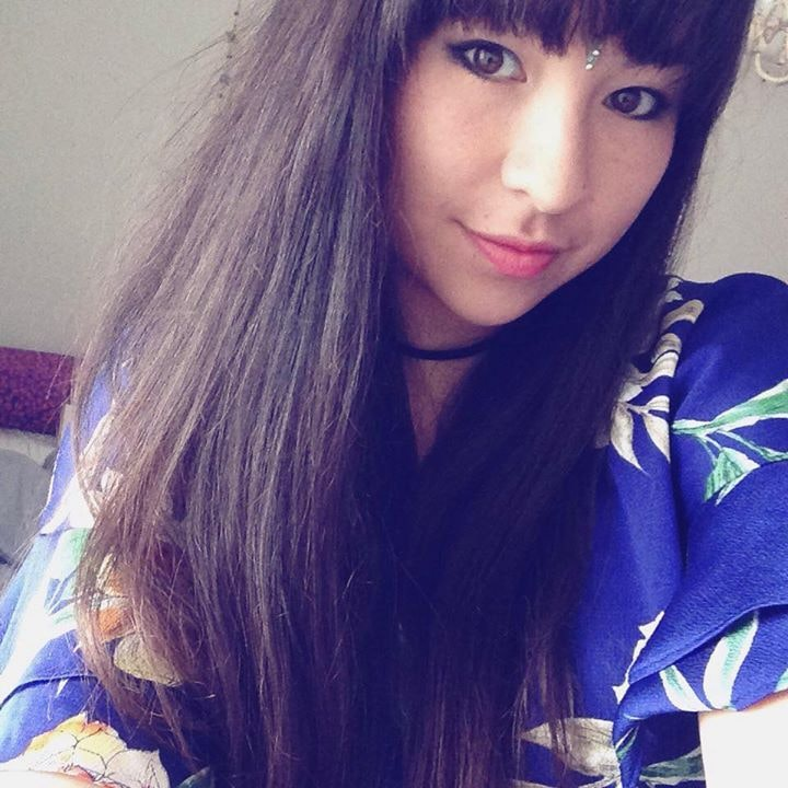 Go to Momoko Hill's profile