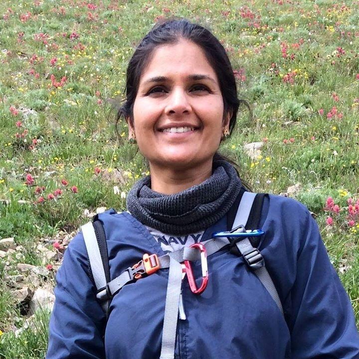 Avatar of user Aparna Natarajan