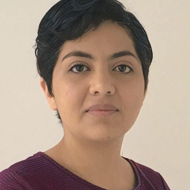 Go to Eréndira Calderón's profile