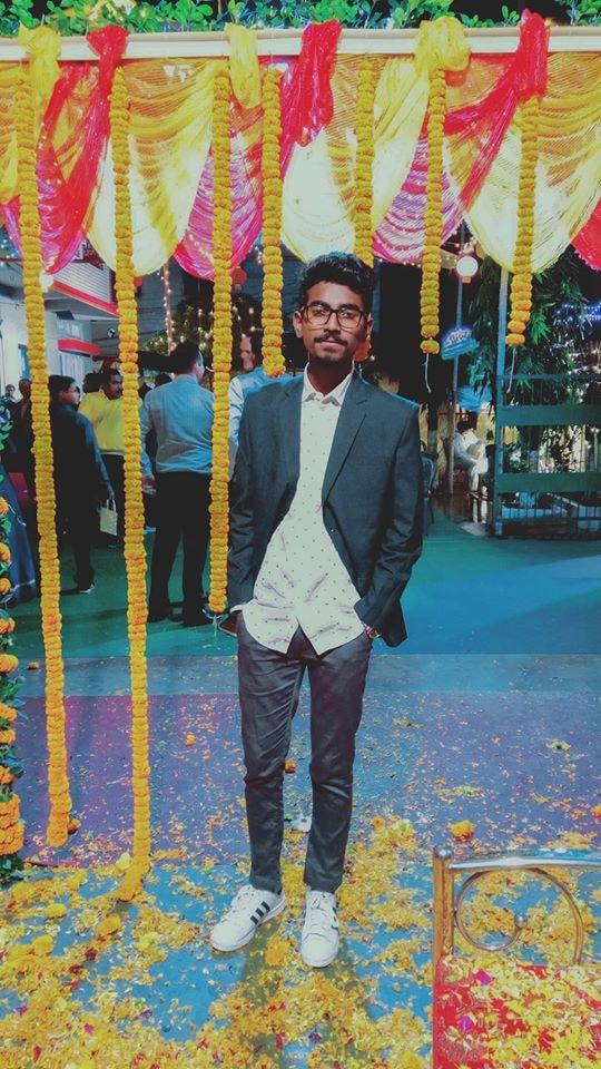 Go to Prajjal Biswas's profile