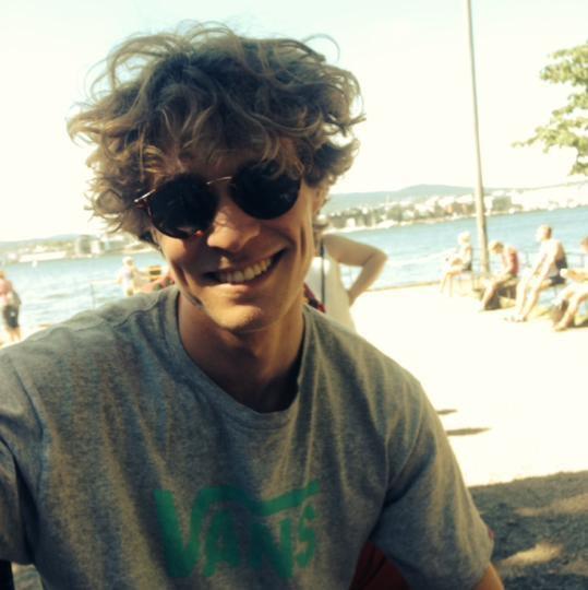 Go to Bendik Hansen's profile