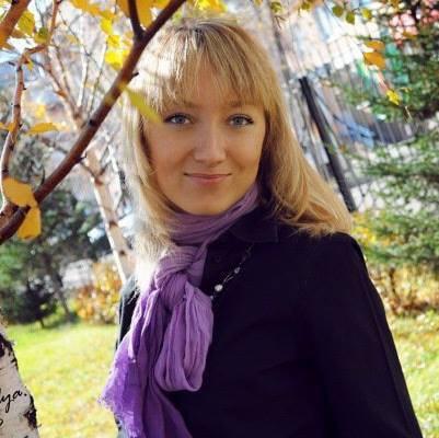 Go to Oksana Medvedeva's profile