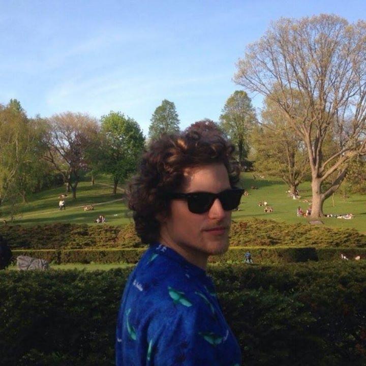 Go to Alex Booth's profile
