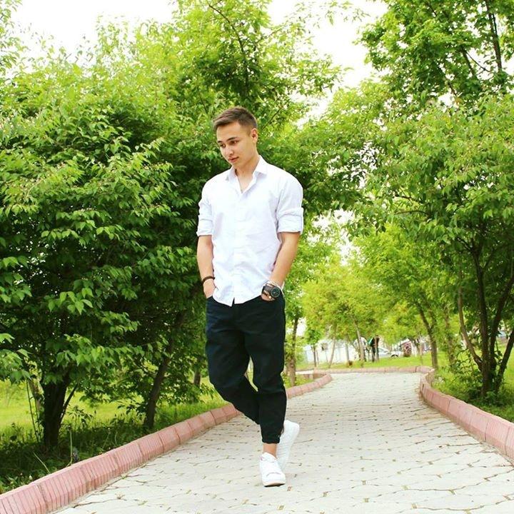 Go to Temirlan Ashyrbekov's profile