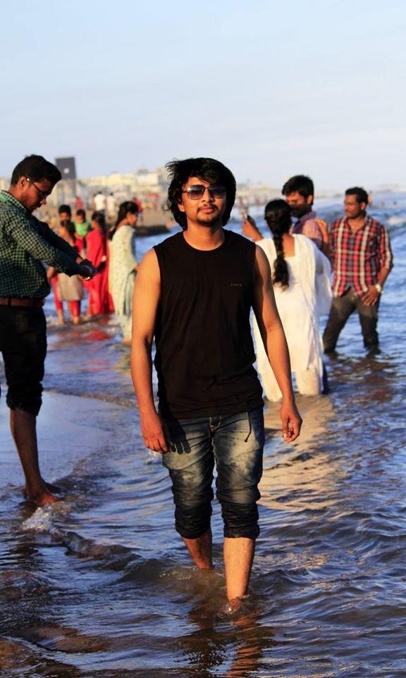 Go to Krishna Ch's profile