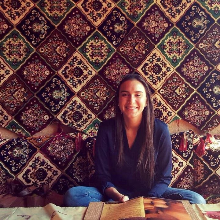 Go to Alexandra Ivanov's profile
