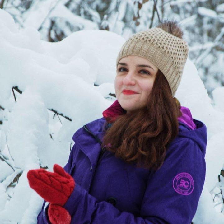 Go to Anastasia Travyanova's profile