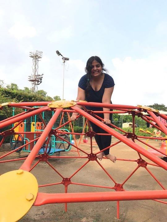 Go to Sanjana Thakur's profile