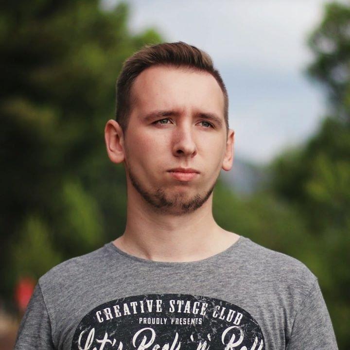 Avatar of user Dmytriy Kravchenko