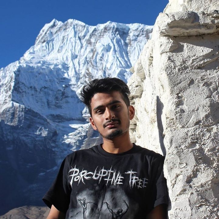 Go to Ashish Acharya's profile
