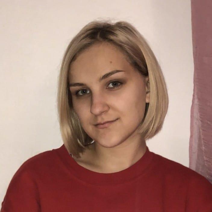 Go to Zoriana Dmytryk's profile