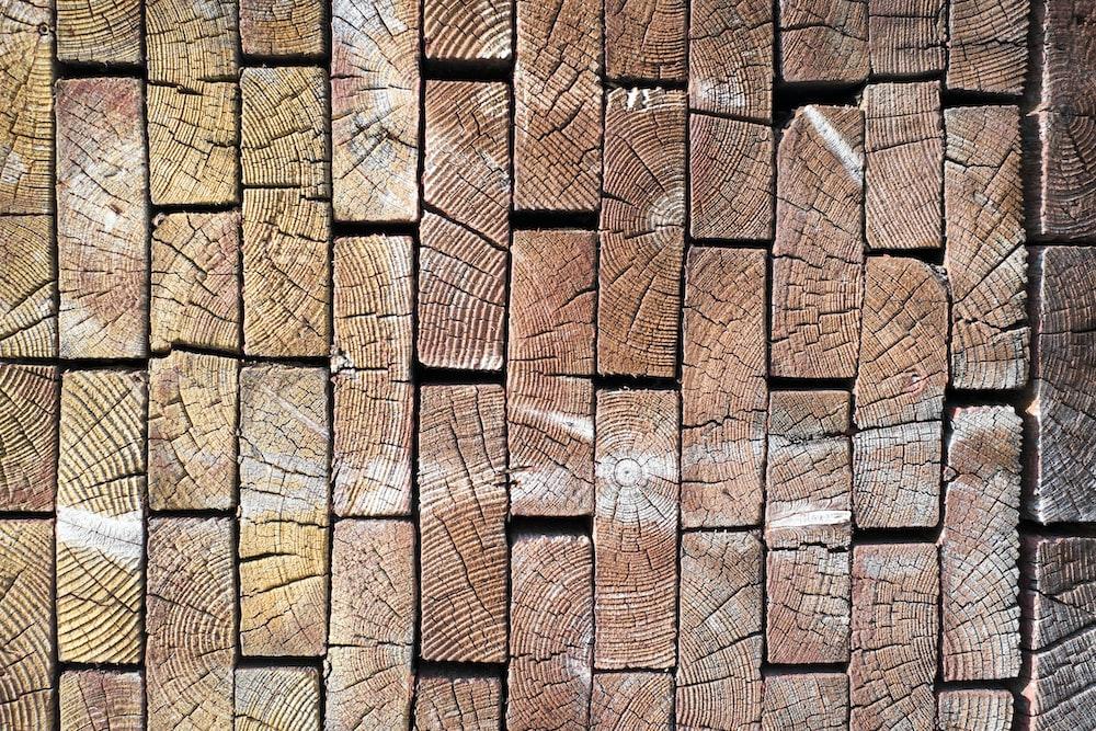 brown wall brick