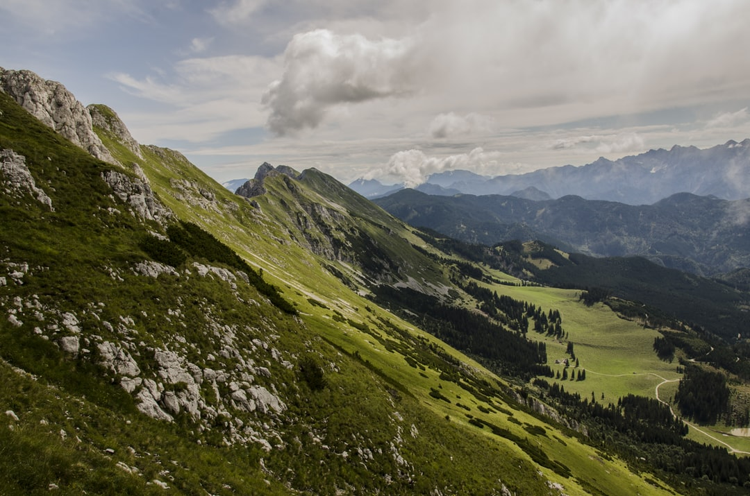 Serene Green Mountains Photo By Ales Krivec Aleskrivec
