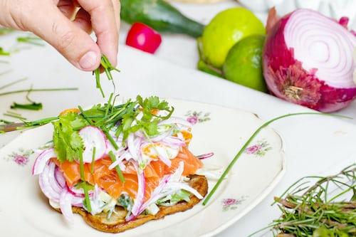 Incorporar alimentos saludables en nuestra rutina de alimentación