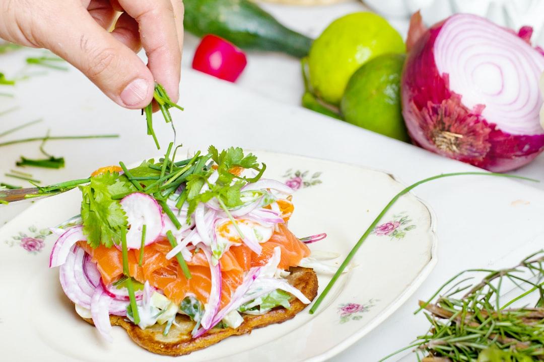 Healthy Gourmet Toast