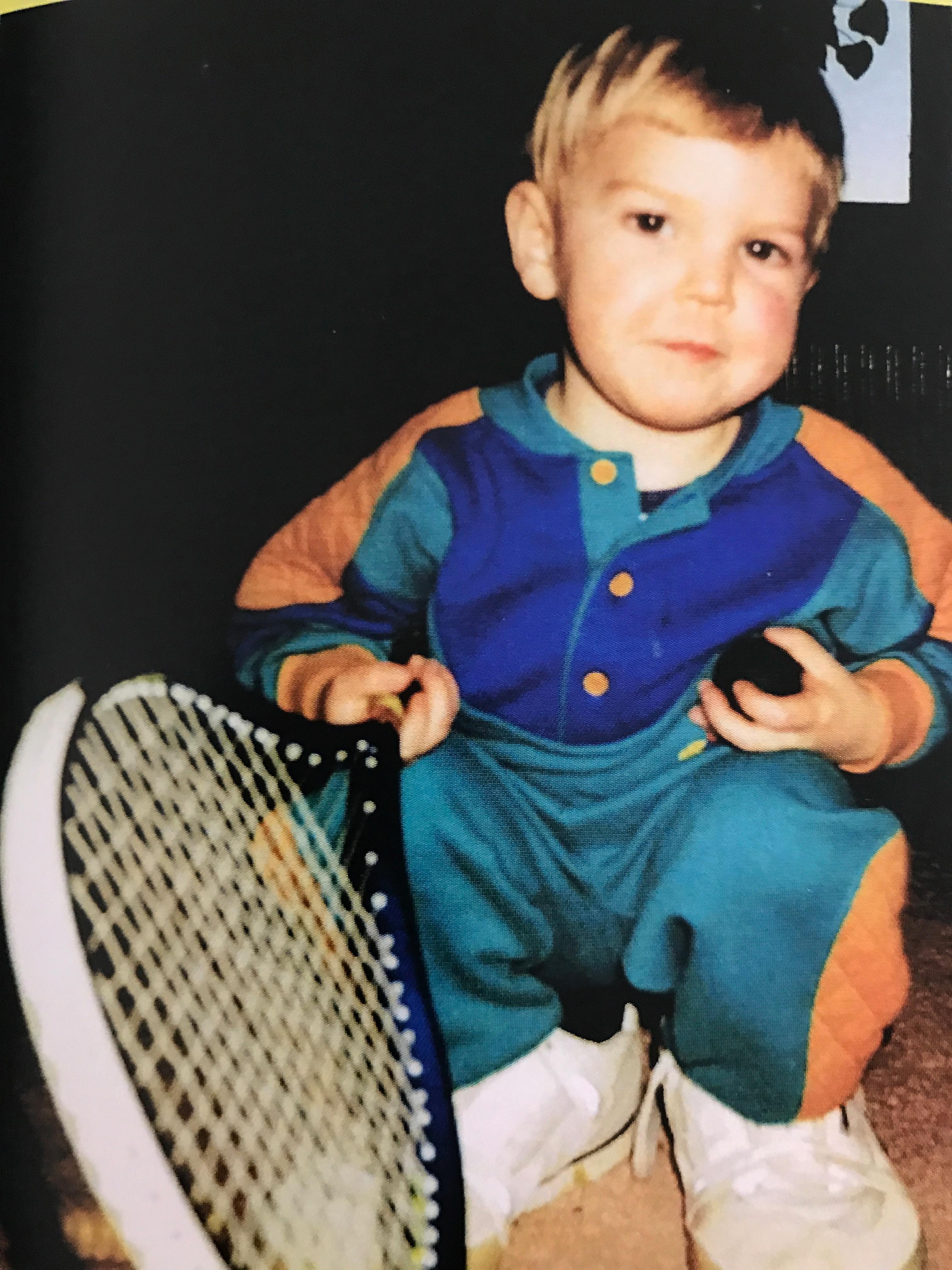 Baby Luke Chesser