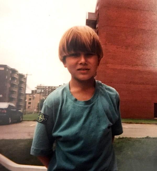 Baby Kirill Zakharov
