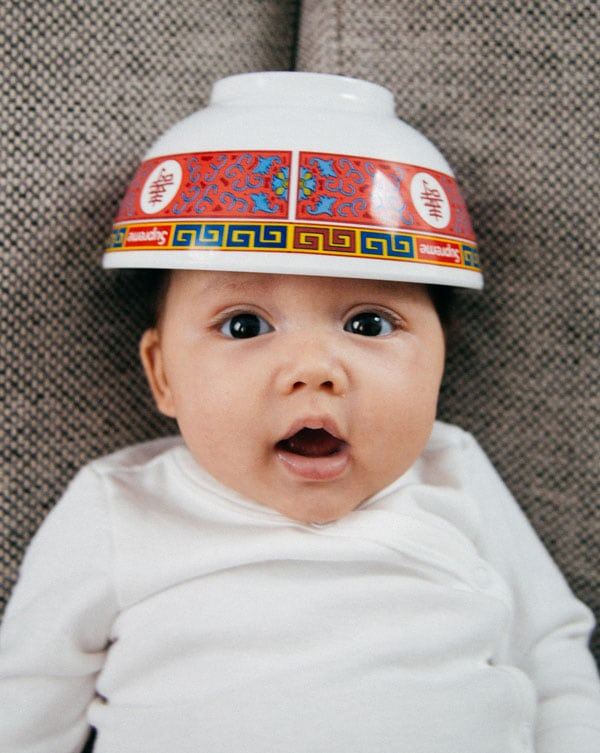 Baby Charles Deluvio