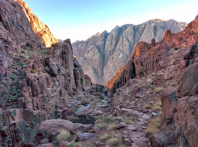 Hiking in the Canyon